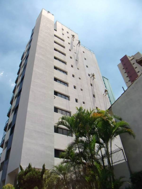 Orçamento de Pintura em Edifícios de Condomínios Cajamar - Pintura Predial Externa