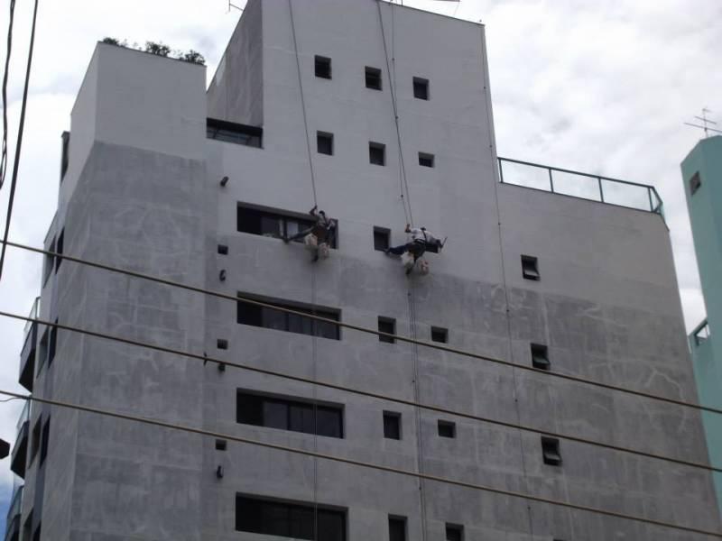 Orçamento de Pintura em Prédio Residencial Franco da Rocha - Pintura Predial Externa