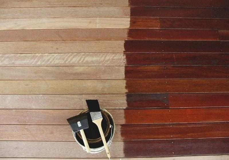 Serviço de Pintar Deck de Madeira Juquitiba - Pintura de Deck de Piscina
