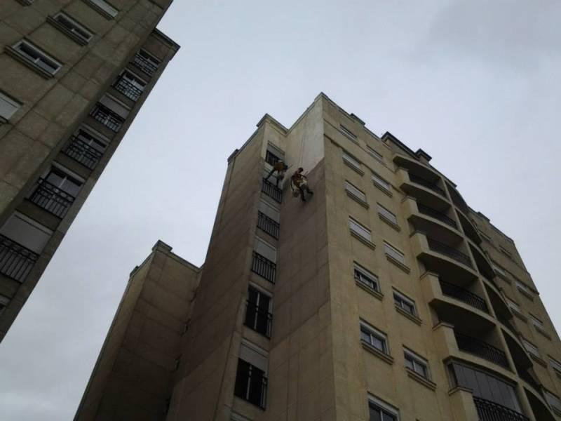 Serviço de Restauração de Fachada em Edifício Residencial Pirapora do Bom Jesus - Restauração de Fachada em Edifício Residencial
