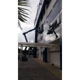 lavagem de fachada de prédio residencial Biritiba Mirim