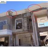 orçamento de limpeza de fachada a seco Biritiba Mirim