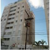 pintura para fachada de edifício Salesópolis