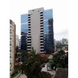pintura para fachada em prédio Francisco Morato