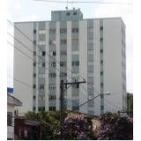 serviço de restauração de fachada em edifício antigo Francisco Morato